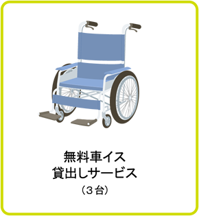 Free Wheelchair Rental (3)